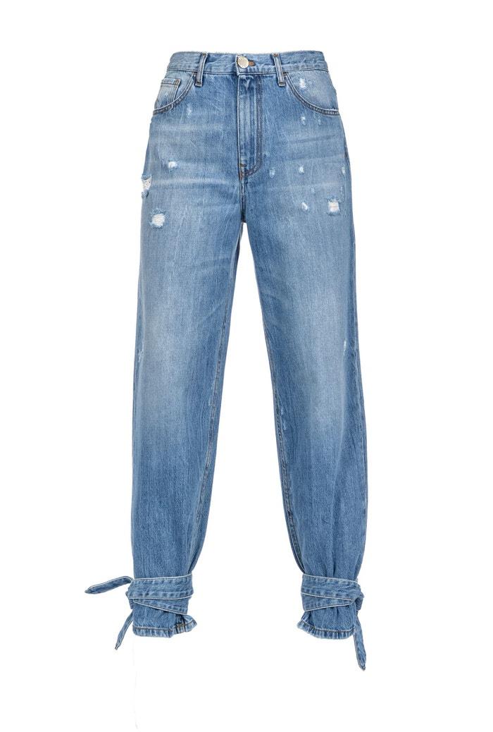 Mom-fit jeans, PINKO, sold by Pinko, 4.950 CZK Autor: Pinko