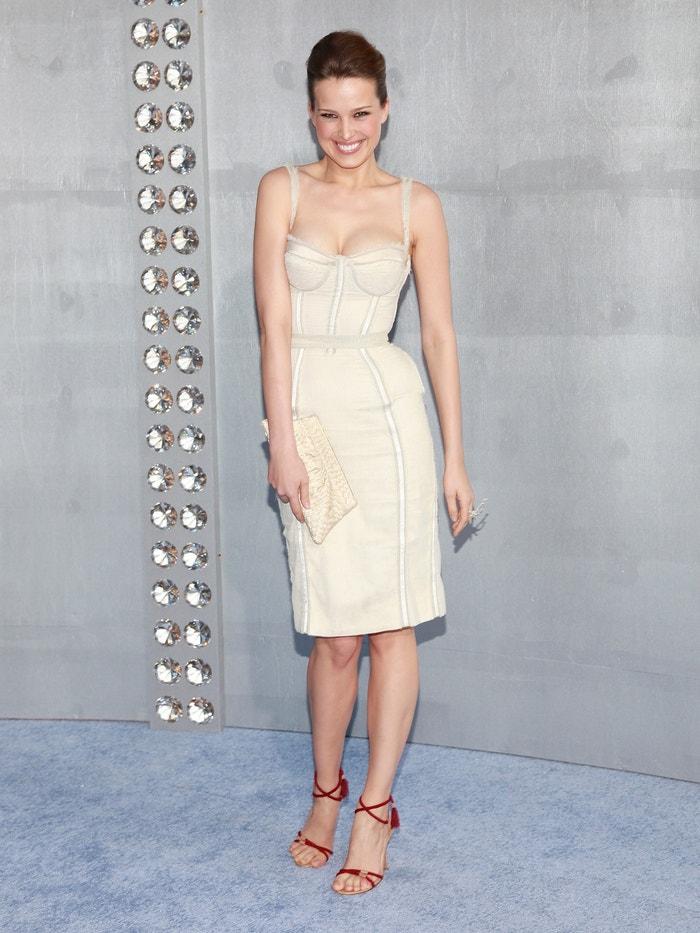Její nejoblíbenější modelkou je Christy Turlington. Autor: Charles Eshelman/FilmMagic