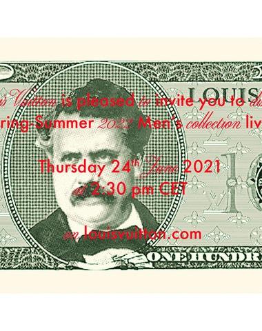 Živě: Louis Vuitton Men's jaro-léto 2022
