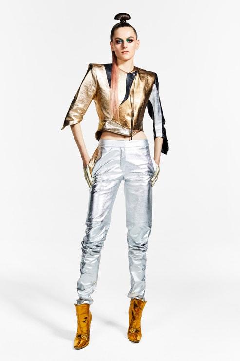 Ronald Van Der Kemp, Haute Couture podzim-zima 2021/2022