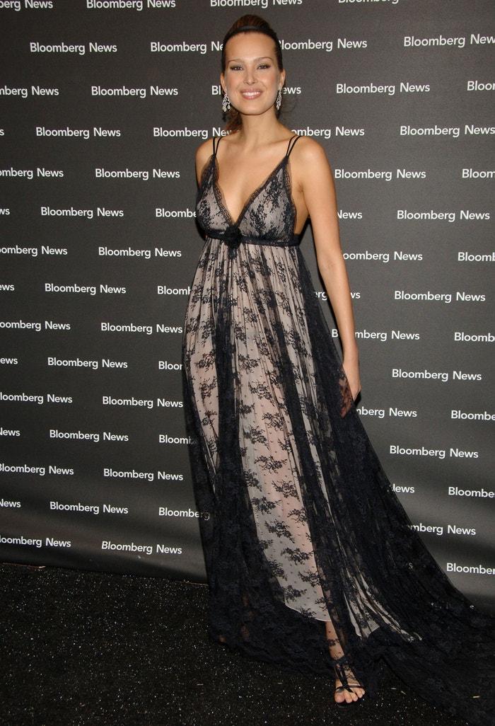 V roce 2003 získala titul Modelka roku časopisu Sports Illustrated Swimsuit Issue, kde se objevila na obálce. Autor: Getty Images