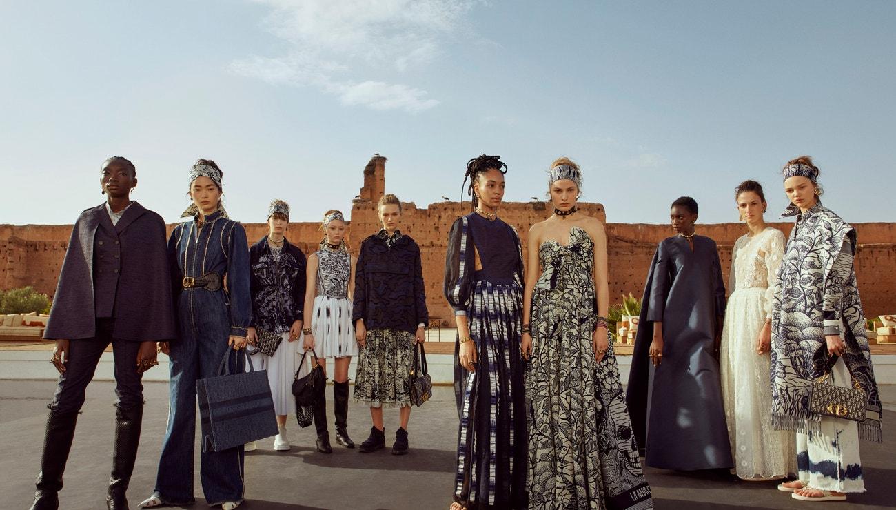 Maria Grazia Chiuri o Africe, dceři a nové kolekci