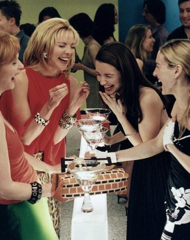 Vogue CS exkluzivně: na obědě s legendární stylistkou Pat Field