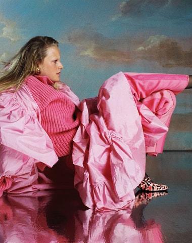 Hanne Gaby Odiele o tom, co to znamená být intersexuální