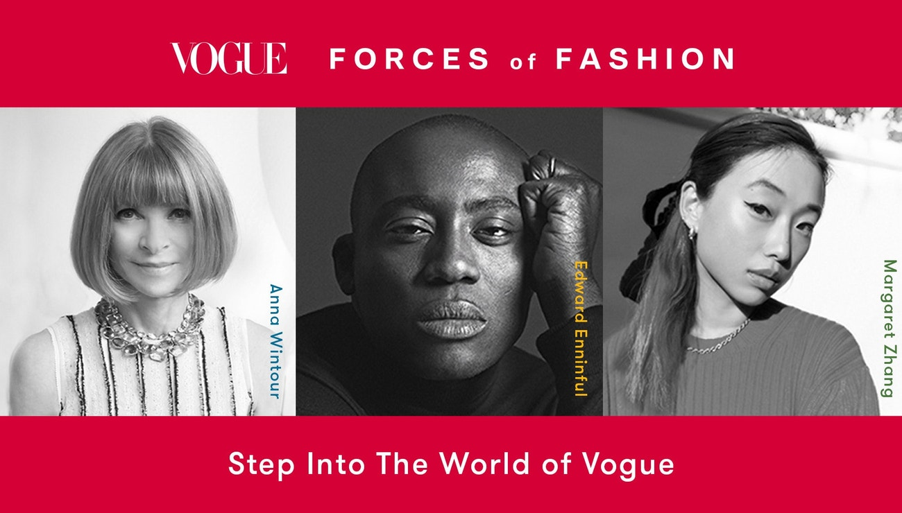 John Galliano, Pat McGrath i Anna Wintour vystoupí na summitu Vogue Forces of Fashion 2021