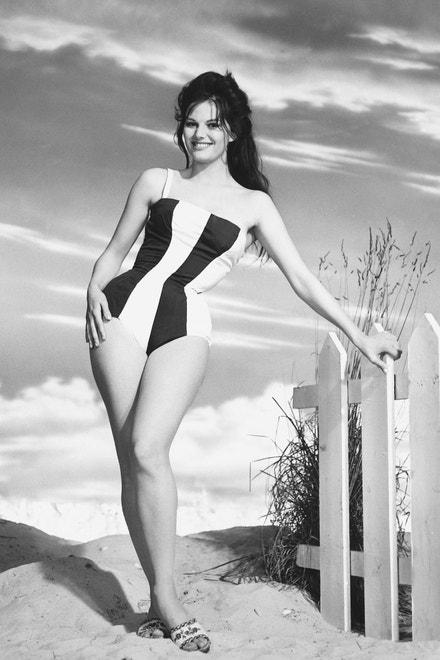 Claudia Cardinale, cca 1965