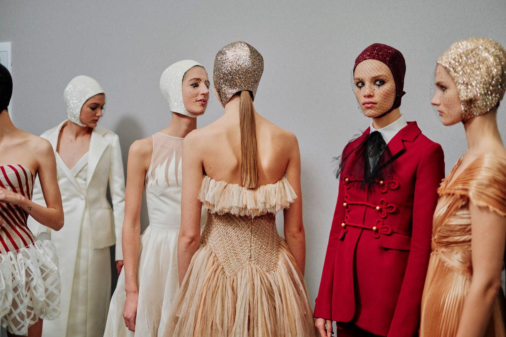 Dior, Haute Couture SS19 Autor: Jamie Stoker