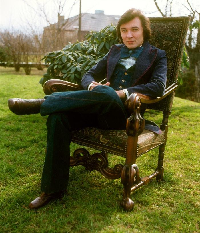 Karel Gott v roce 1972 Autor: Profimedia