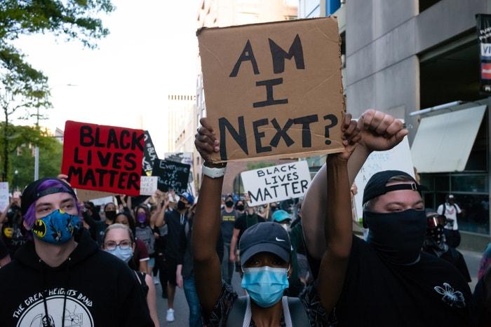 2 June 2020, Baltimore, Maryland.