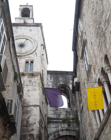 24 prázdninových hodin ve Splitu