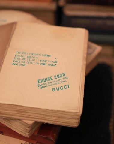 Živě z Říma: Přehlídka Gucci Cruise 2020