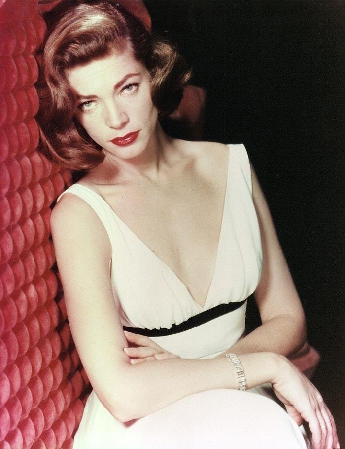 Lauren Bacall ve filmu Written on the Wind, 1956       Autor: Profimedia.cz