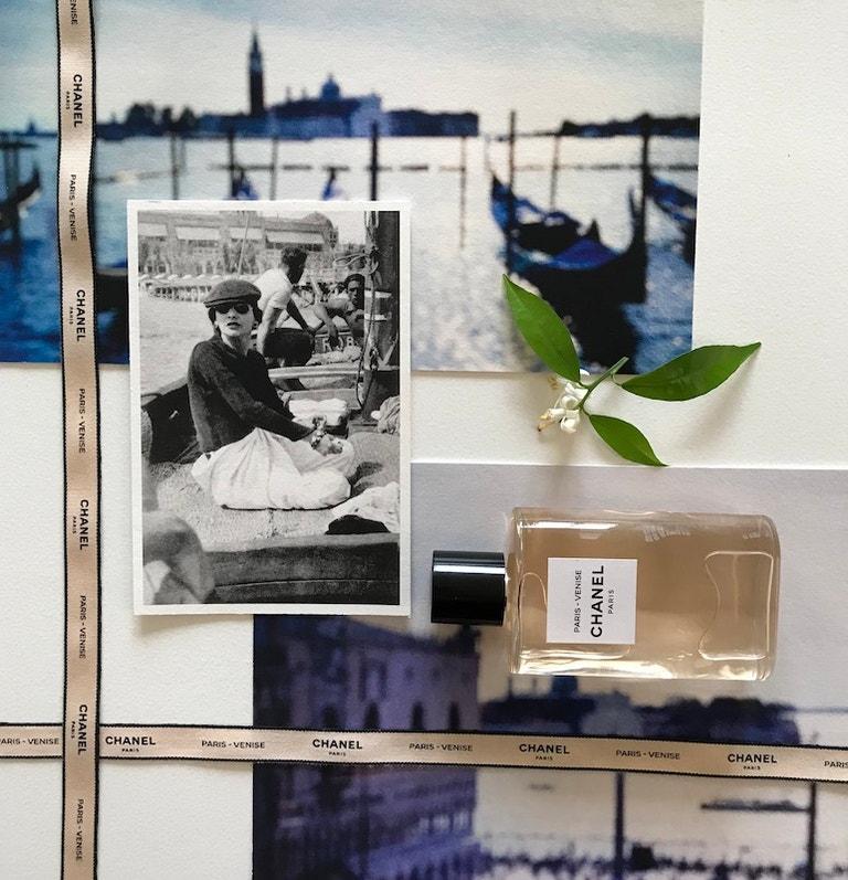 Les Eaux de Chanel: Paris - Venise