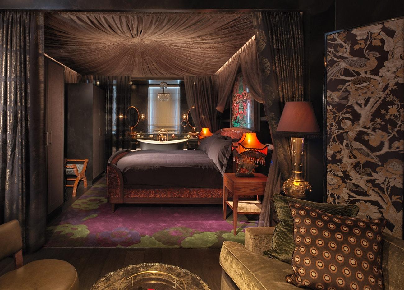 Mandrake Suite v hotelu The Mandrake