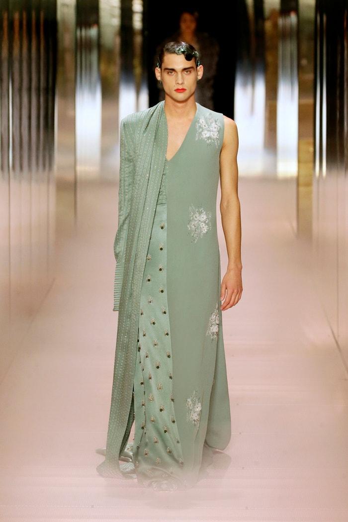 Fendi, haute couture, jaro 2021