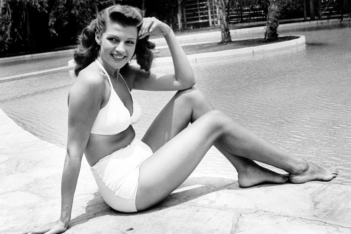 Rita Hayworth, 1945 Autor: Peter Stackpole/The LIFE Picture Collection/Getty Images