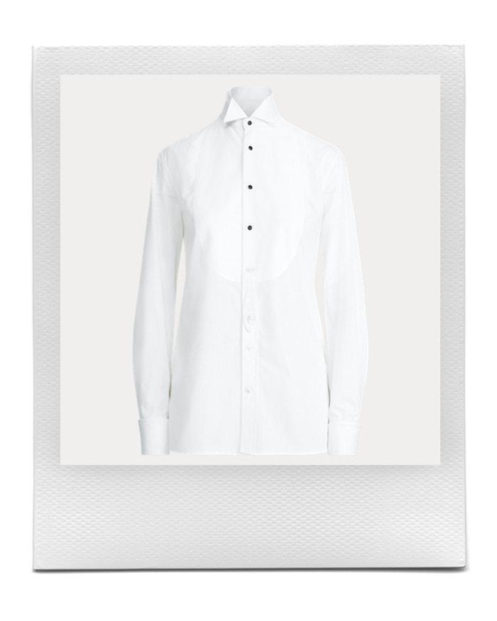 Marlie Wingtip Cotton Shirt, Ralph Lauren, sold by Ralph Lauren, 950 EUR