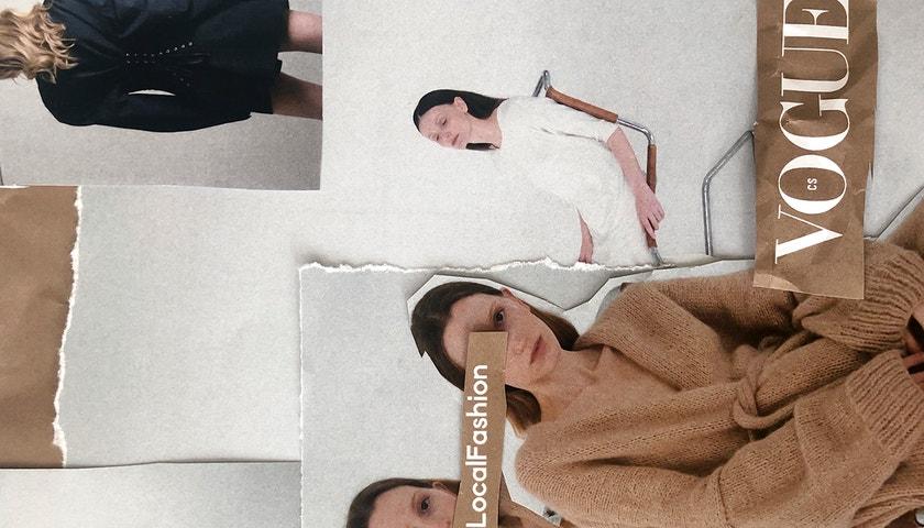 Vogue Supports Local Fashion: Božidara Columns of tenderness