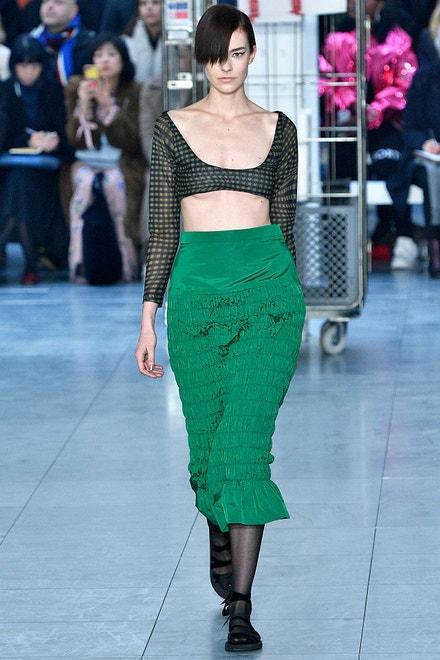 Molly Goddard, London Fashion Week, Fall/Winter 2018/19