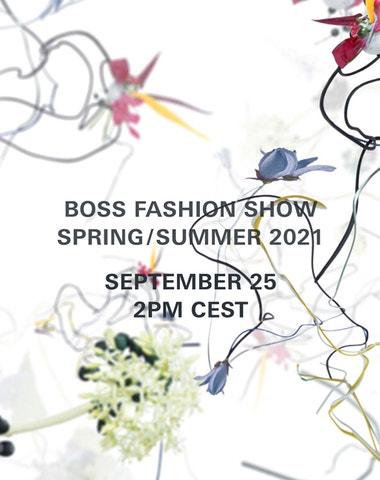 Živě: Boss Spring-Summer 2021