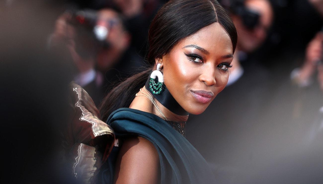Ikonický styl Naomi Campbell