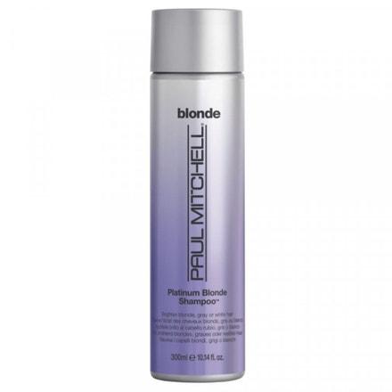 Šampon Platinum Blonde pro blond, šedé a bílé vlasy, PAUL MITCHELL, prodává PaulMitchell.cz, od 343 Kč