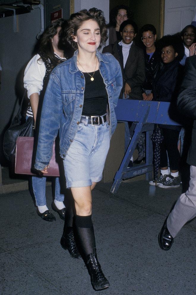 Madonna, červen 1988