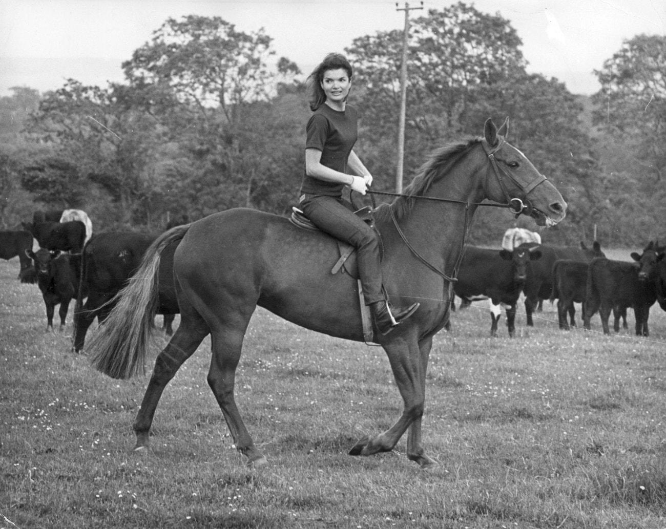 Jackie Kennedy, 1967