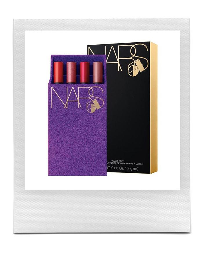 Dárková sada Velvet Rope Velvet Matte Lip Pencil Set, NARS, prodává Sephora, 1030 Kč