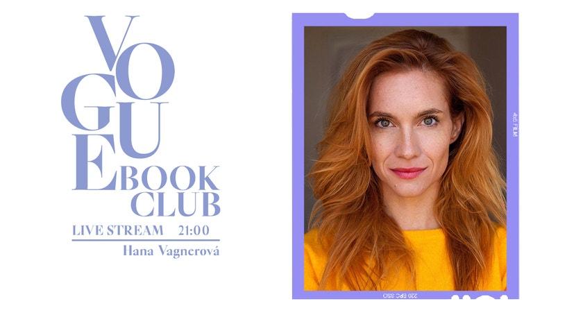 Vogue Book Club #15 by Hana Vagnerová