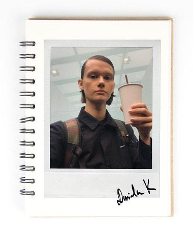 Vegan diaries Daniely Kociánové: čaj Kombe