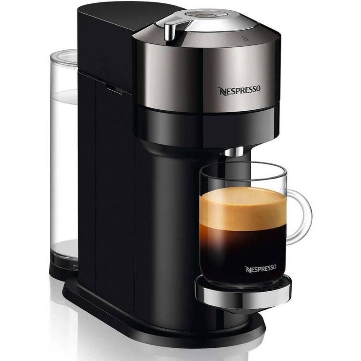 Kávovar Vertuo Next Deluxe Dark Chrome, Nespresso, prodává Nespresso, 4490 Kč #voguepromotion