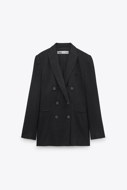 Sako z vlněné směsi, Zara, prodává Zara, 2 299 Kč
