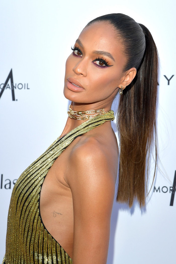 Joan Smalls, 5th Annual Fashion Los Angeles Awards, Los Angeles, březen 2019 Autor: Lester Cohen/Getty Images for FIJI Water