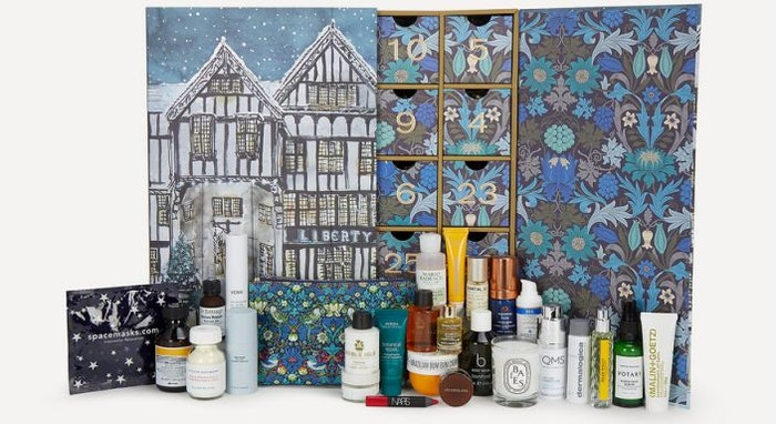 Adventní kalendář, LIBERTY, £215