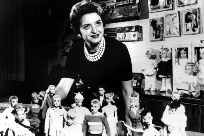 Ruth Handler, autorka panenky Barbie