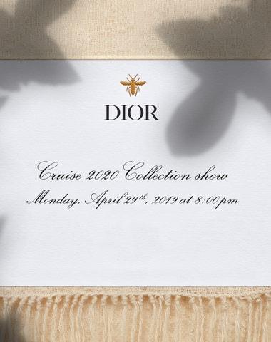 Živě z Marrákeše: Přehlídka Dior Cruise 2020