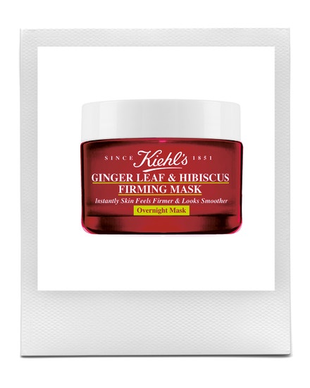 Overnight Firming Mask Ginger Leaf & Hibiscus, Kiehl's
