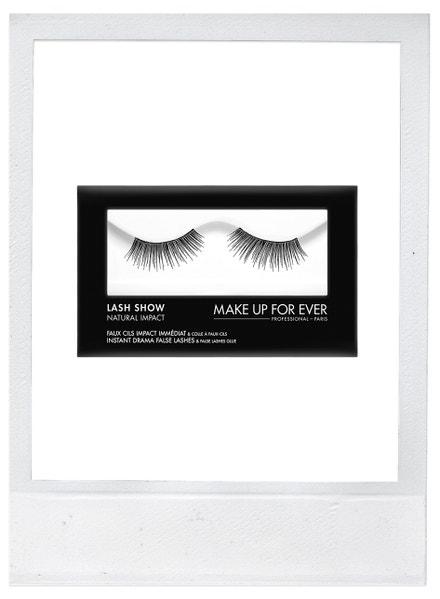 Umělé řasy Lash Show, Make Up For Ever, prodává Sephora, 590 Kč