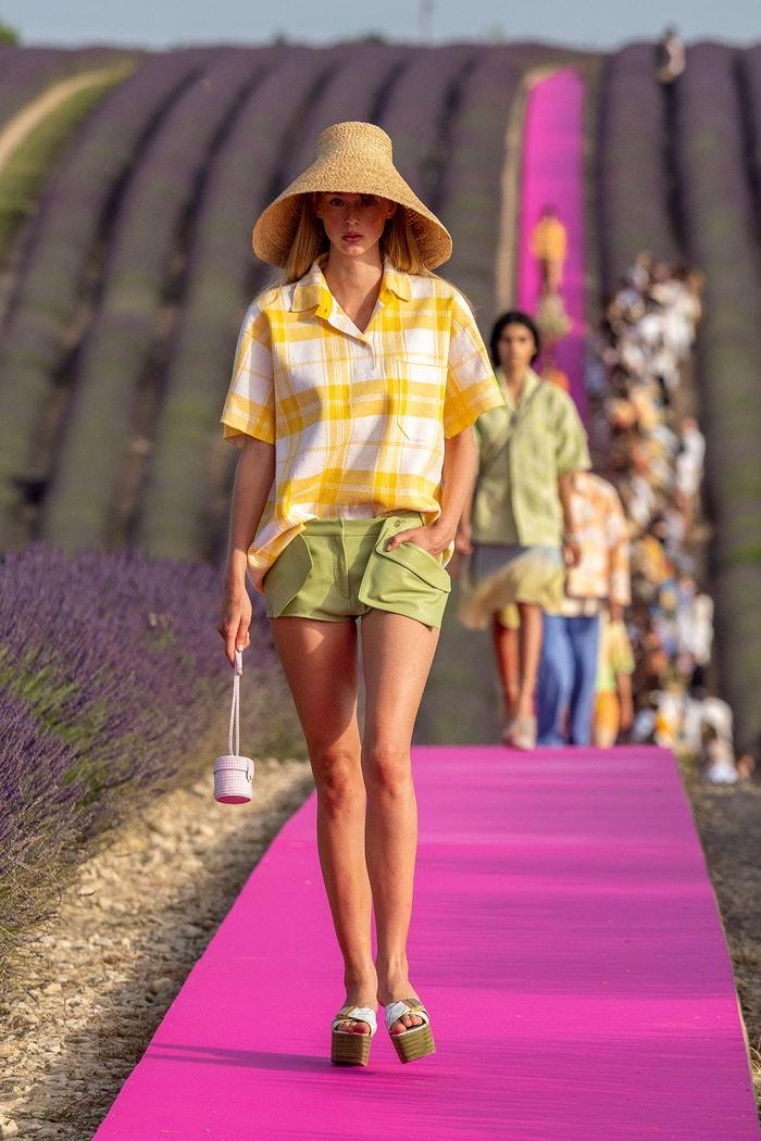 Jacquemus Spring/Summer 2020 Autor: Arnold Jerocki/Getty Images