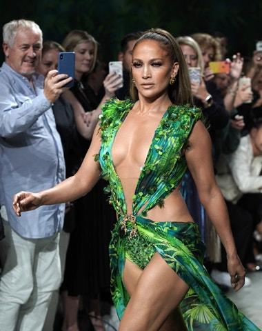 Jak být J.Lo za pár vteřin
