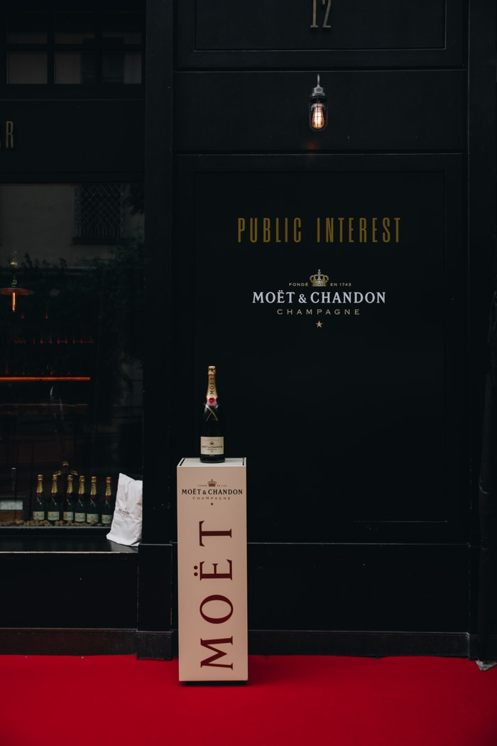 Cinema Cocktail by Moët & Chandon Autor: BB Media Consulting