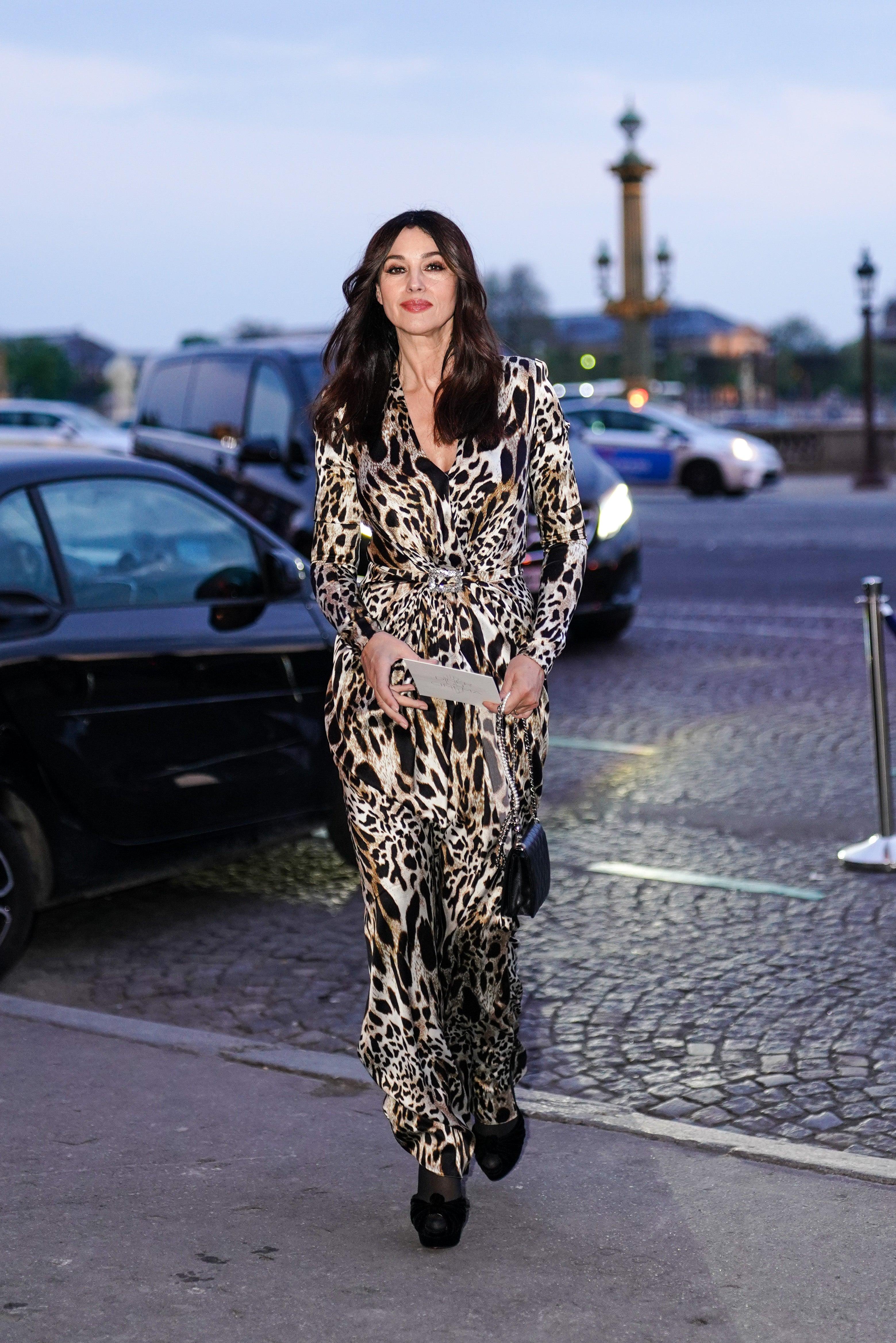 Monica Bellucci 12. dubna 2019 v Paříži Autor: Edward Berthelot/GC Images