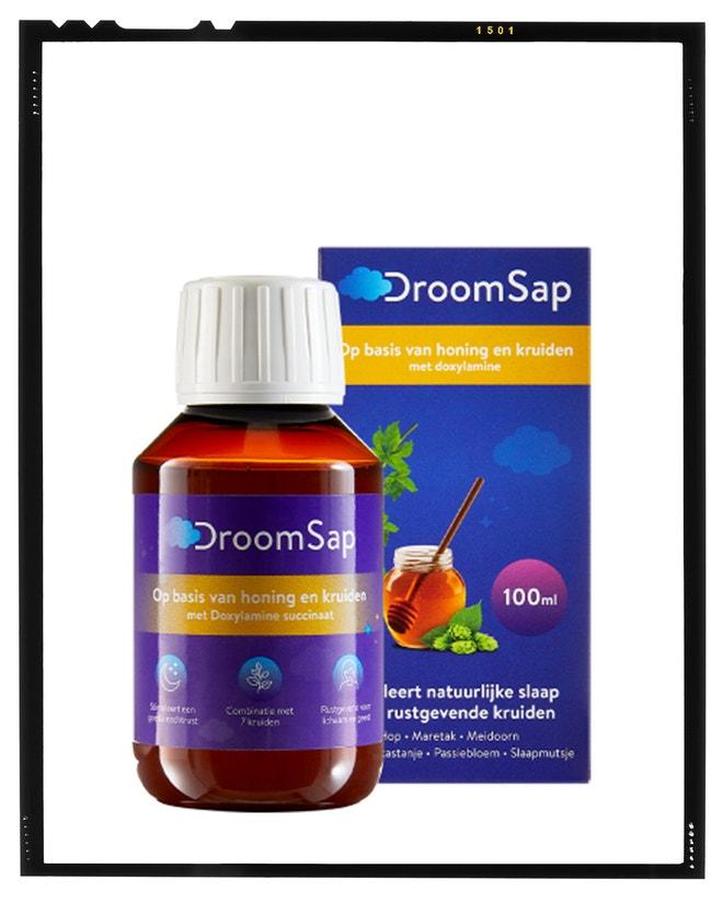 Sirup DroomSap, doplněk stravy, Dromenwinkel, prodává droomsap.cz