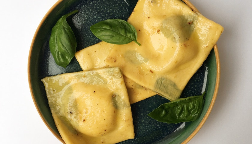 Vogue v kuchyni #29: Ravioli à la Gucci