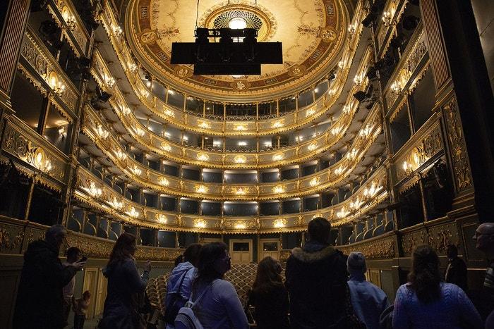 Prohlídka Stavovského divadla v Praze