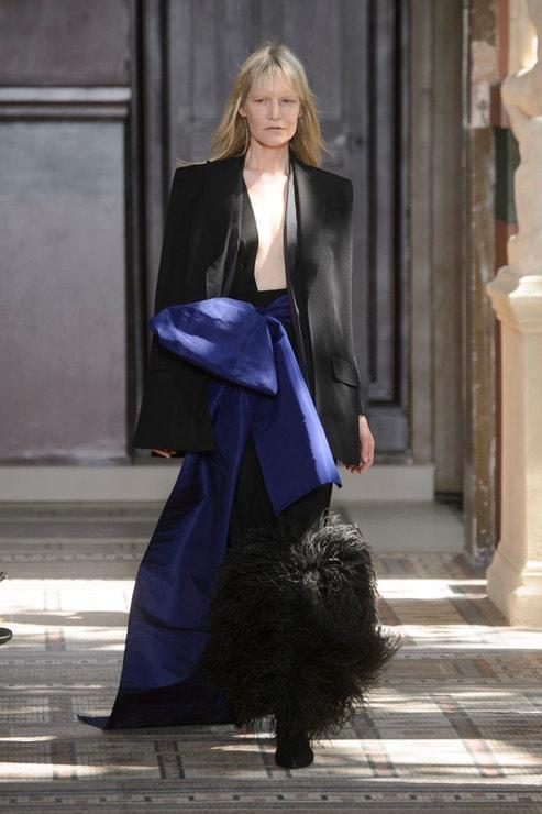 Sonia Rykiel, haute couture, podzim/zima 2018
