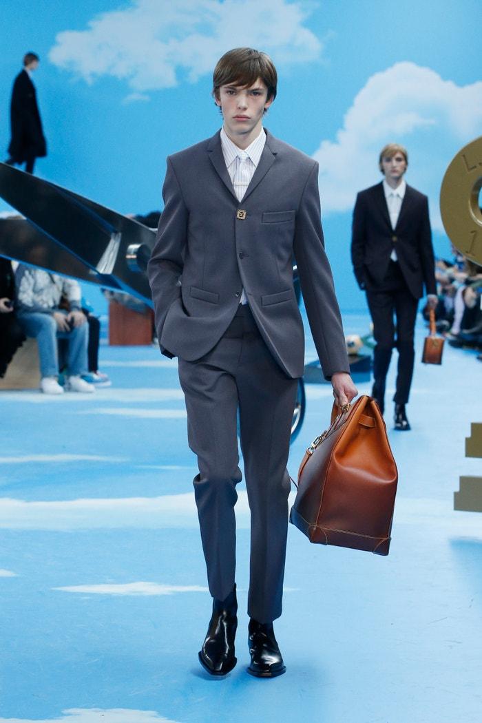 Louis Vuitton FW 2020-2021 Autor: Courtesy of Louis Vuitton