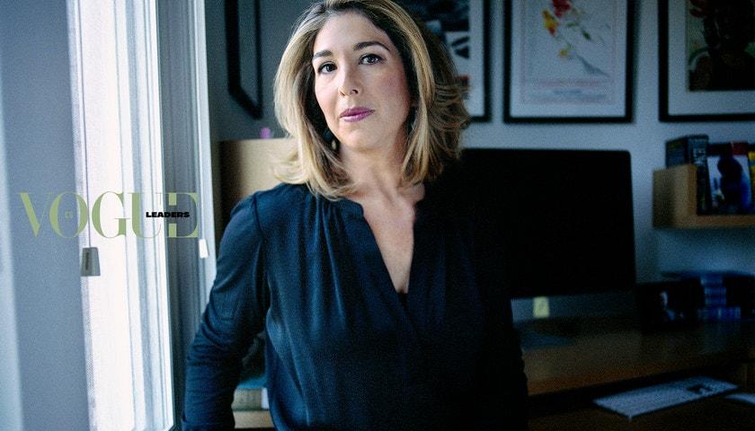 Naomi Klein: Ženy vždy hrály v ekologickém hnutí vůdčí roli