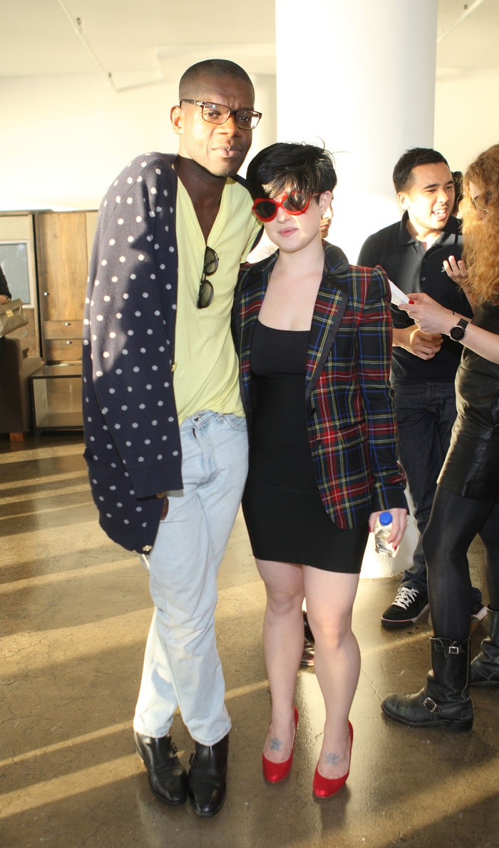 Victor Glemaud a Kelly Osbourne Autor: Getty Images